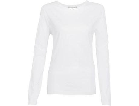 Ladies Long Sleeve Altitude T-shirt -white Only