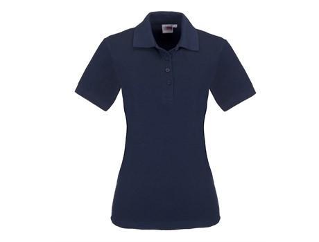 Ladies Elemental Golf Shirt - Navy Only