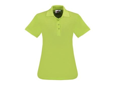 Ladies Elemental Golf Shirt - Lime Only