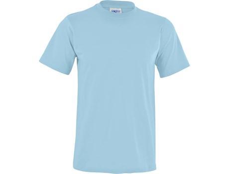 Unisex Promo T-shirt  - Sky Blue Only