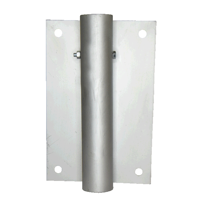 Outdoor Flag Pole Wall Mounted