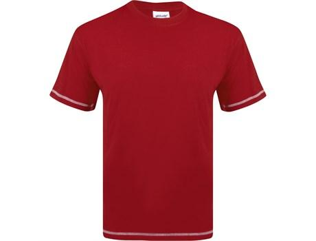 Mens Velocity T-shirt - Red Only