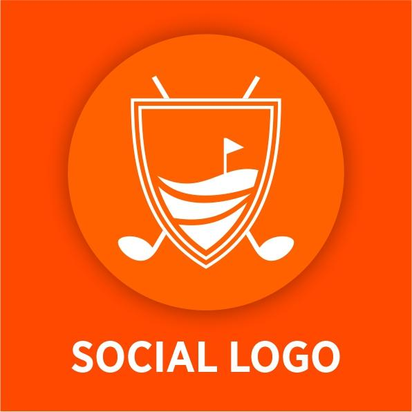 Brand In A Box - Social Logo