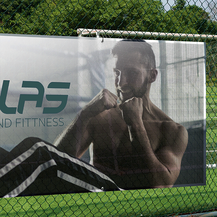 Fence Wrap