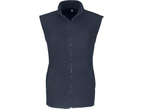 Mens Yukon Micro Fleece Bodywarmer - Navy Only