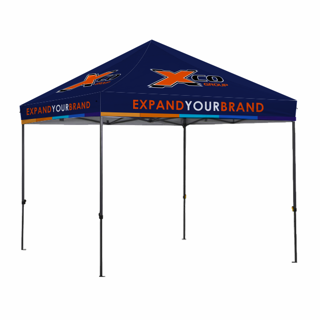 Exposure Gazebo Steel (3m X 3m)