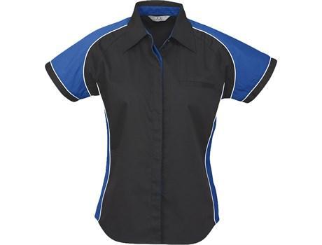Ladies Nitro Pitt Shirt - Royal Blue Only