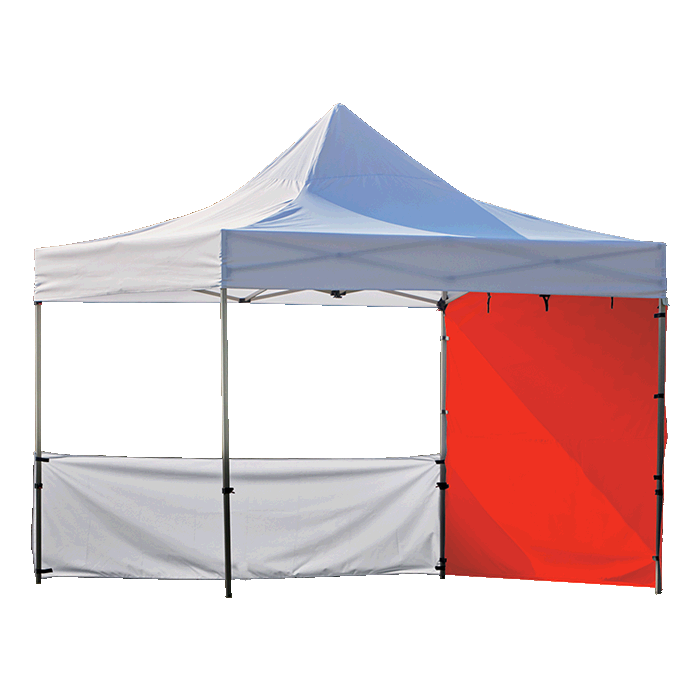 Gazebos Full Wall - Digital - Skin Only (170gsm)
