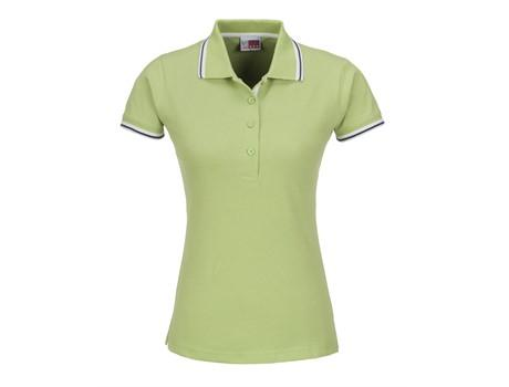 Ladies City Golf Shirt - Lime Only