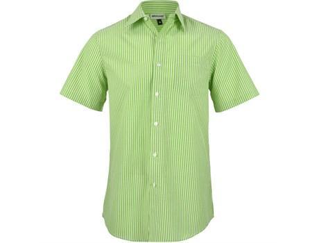 Drew Short Sleeve Shirt - Lime Only