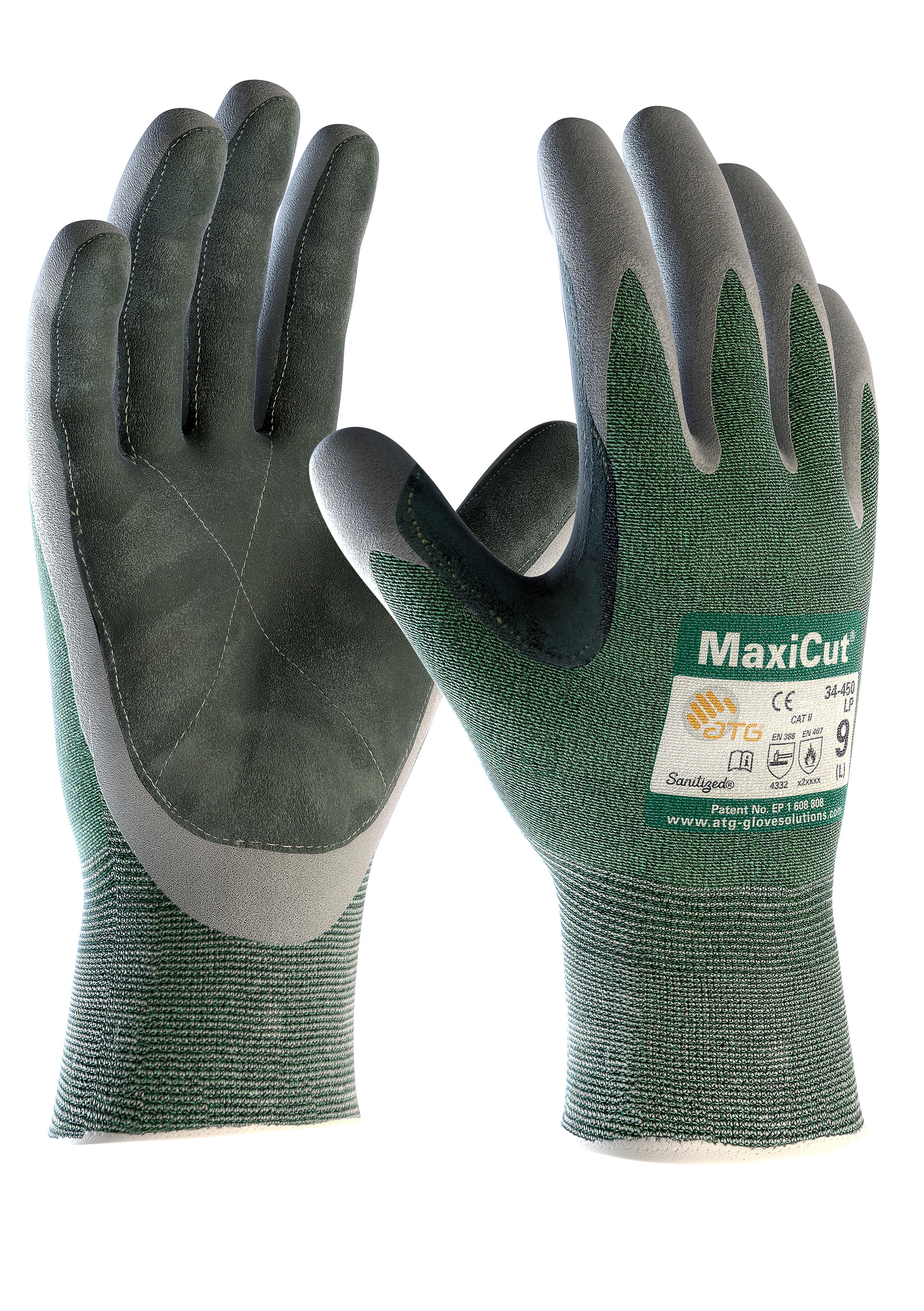 Maxicut Cut 3 Nitrile Coated Glove Ref 34-8743