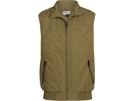 Mens Colorado Bodywarmer - Khaki Only