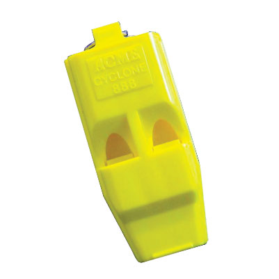 Acme 888 Cyclone Plastic Whistle