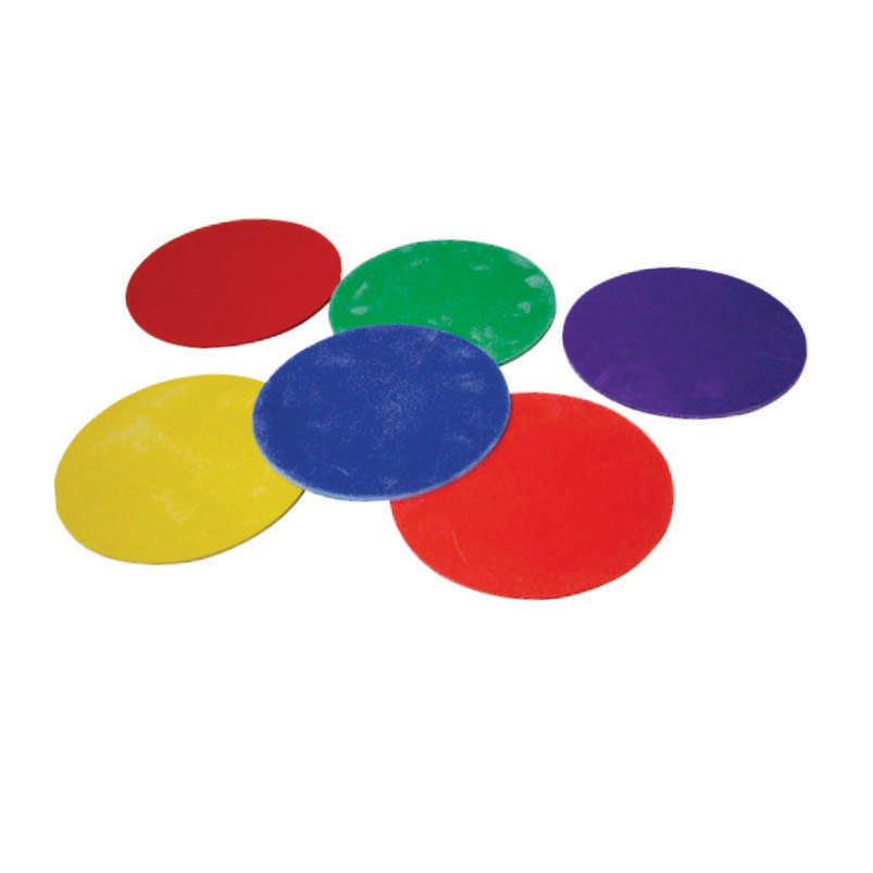 Agility Colour Spots (set Of 10)