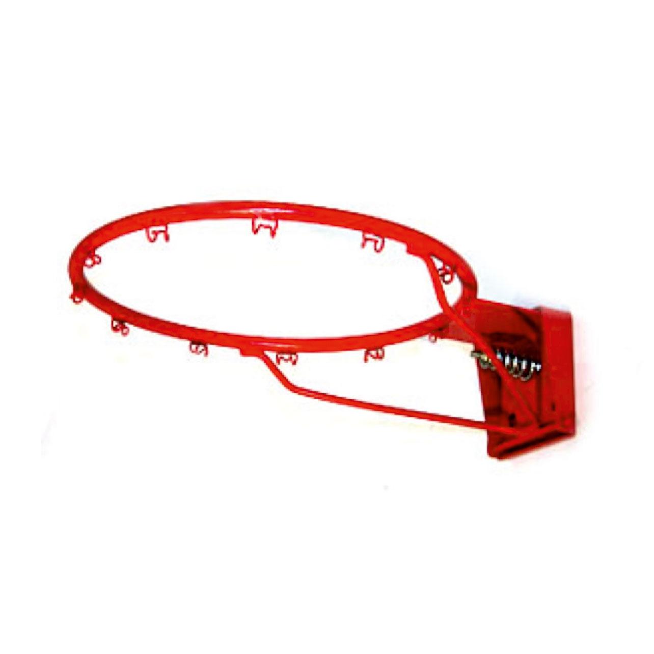 Basketball Ring, Bracket & Net