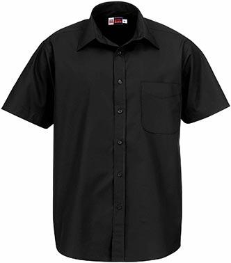 Mens Short Sleeve Washington Shirt