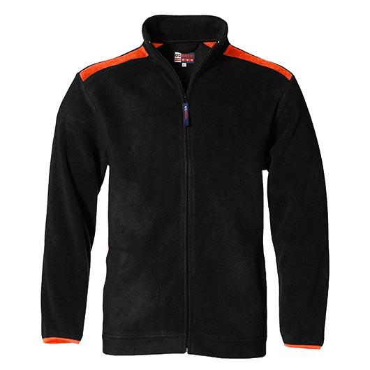 Us Basic Brighton Mens Fleece Jacket