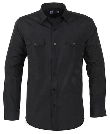 Mens Long Sleeve Bayport Shirt