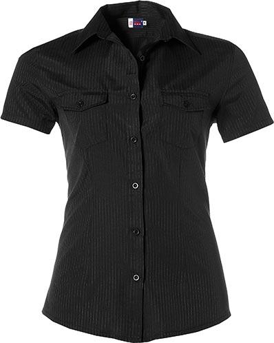 Ladies Short Sleeve Bayport Shirt