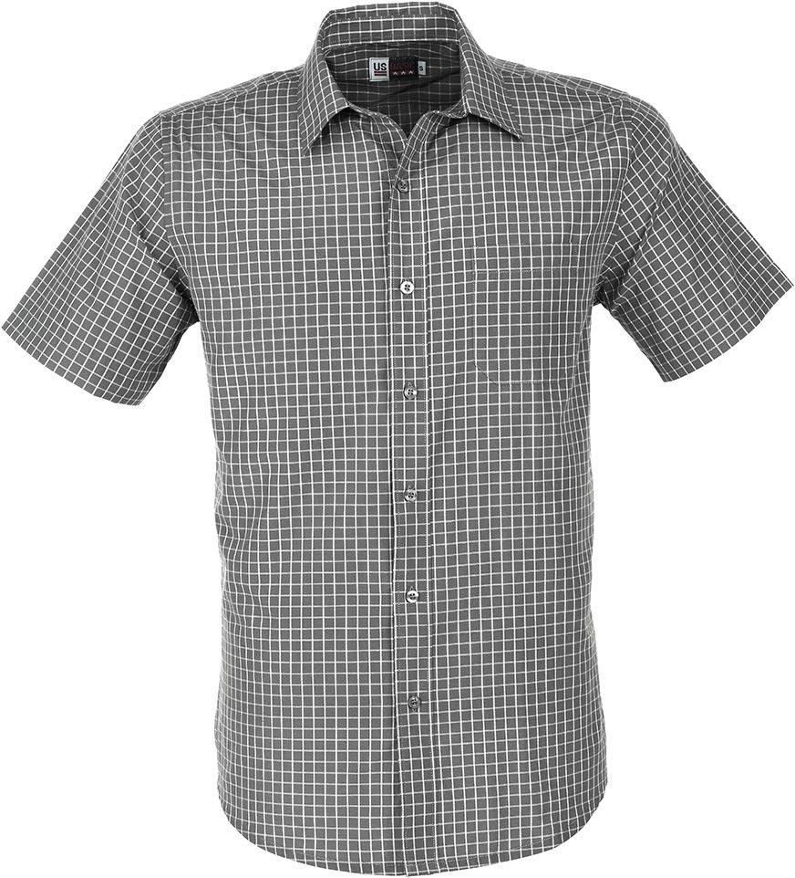Mens Short Sleeve Aston Shirt
