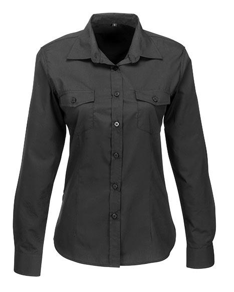 Ladies Long Sleeve Kensington Shirt