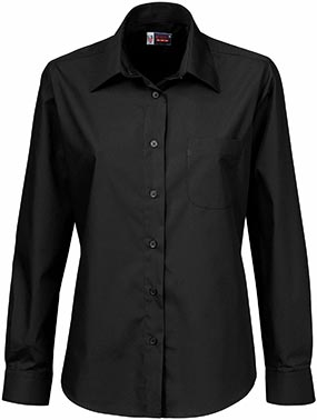 Ladies Long Sleeve Washington Shirt