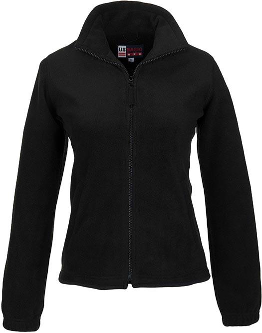 Us Basic Houston Ladies Fleece Jacket