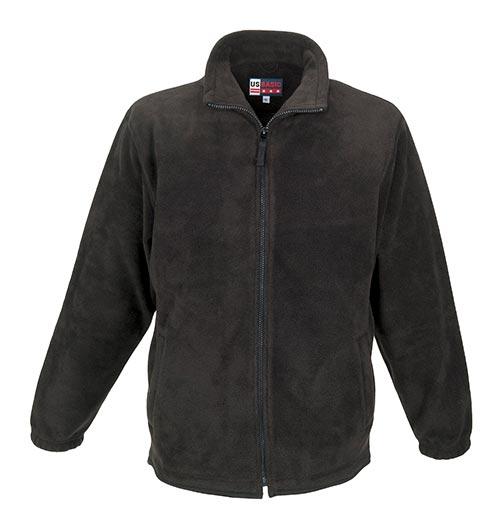Us Basic Houston Mens Fleece Jacket