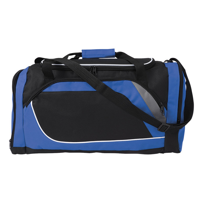 Bb7658 - Sports Bag With Shoe Compartment