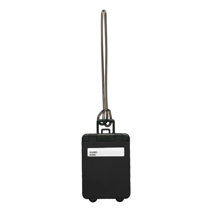 Bd3167 - Suitcase Shaped Luggage Tag