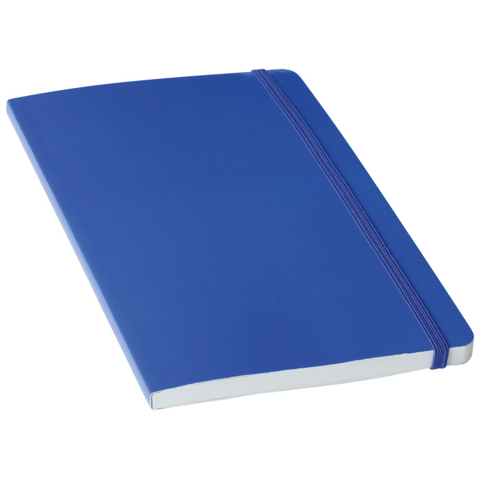 Bf0066 - A5 Notebook With Matching Elastic Band