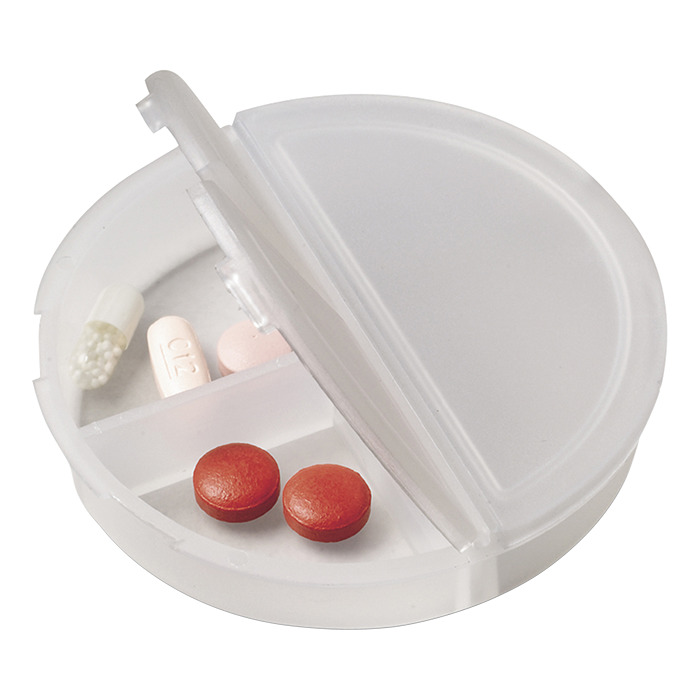 Bh4490 - Round 3 Compartment Pill Holder