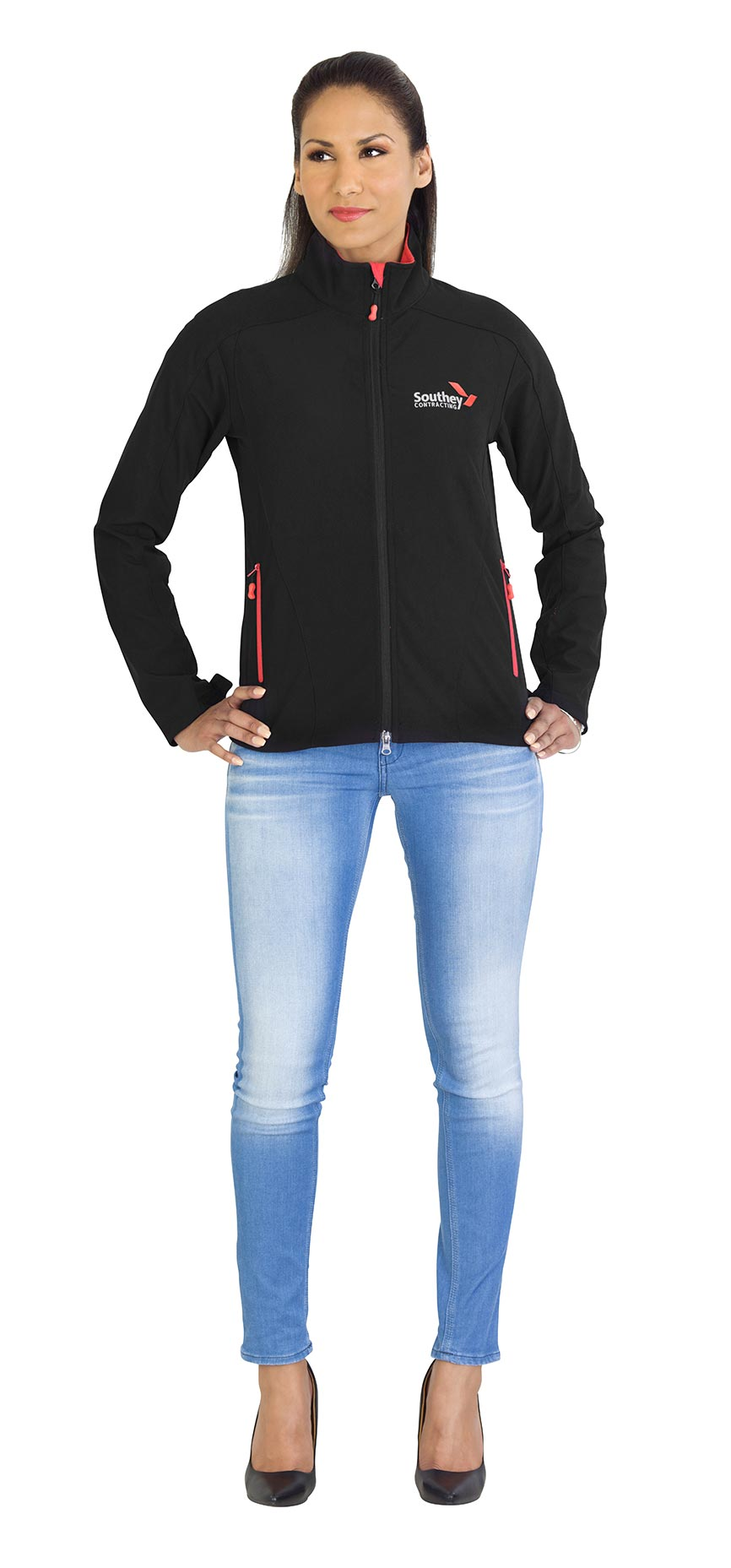 Geneva Ladies Softshell Jacket