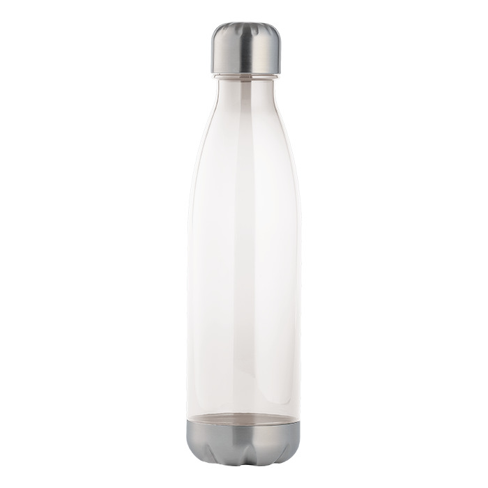 1 Litre Tritan Water Bottle With Stainless Steel Bottom And Cap