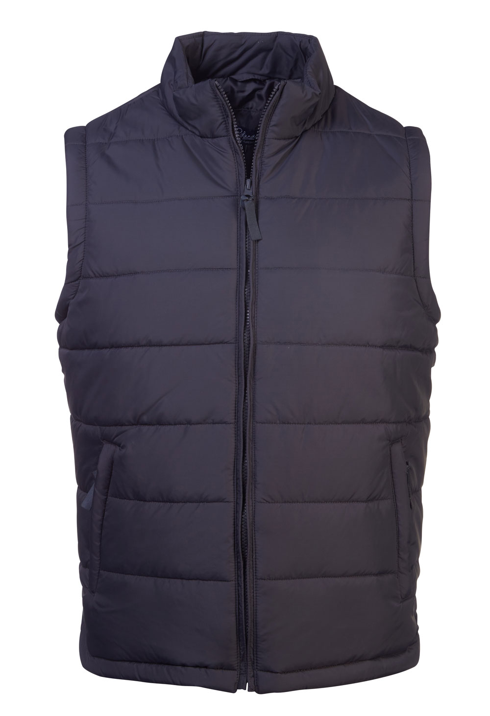 Quilted S/less Arizona Bodywarmer -  Charcoal