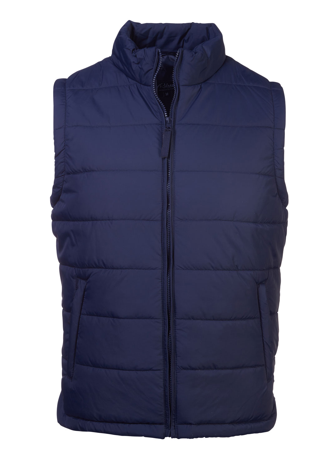 Quilted S/less Arizona Bodywarmer- Navy