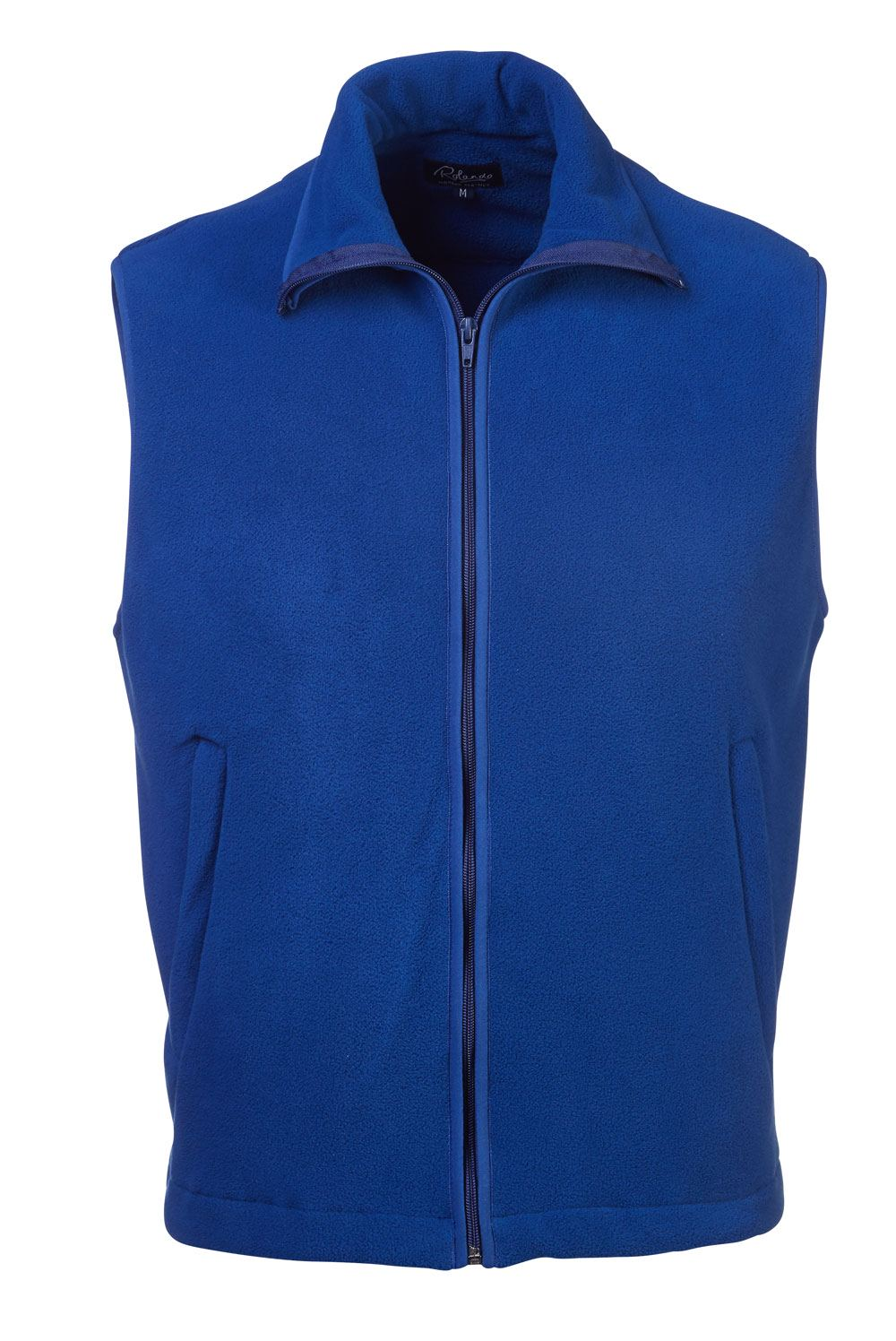 Robert S/less Polar Fleece - Royal