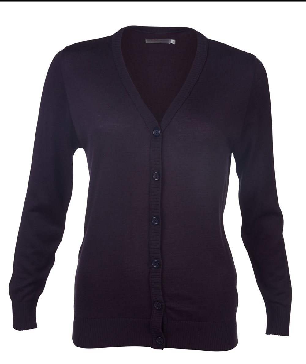 Ladies Kate Cardigan - Navy
