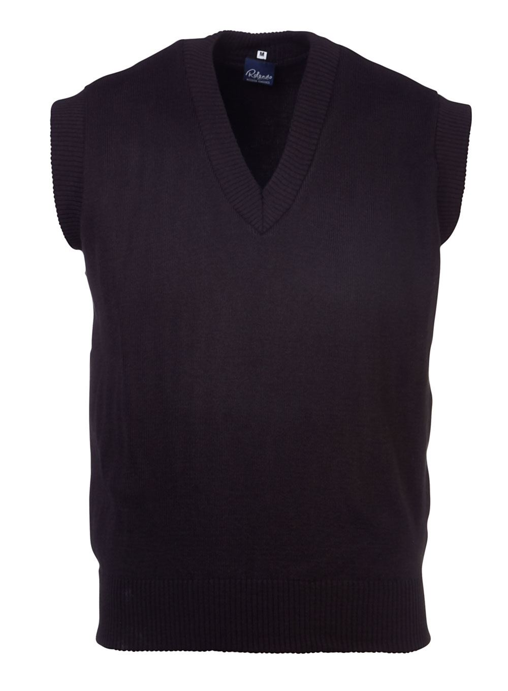 Sleeveless Pullover - Black