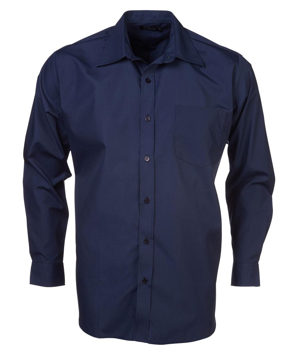 Mens P070 S/s Shirt - Navy