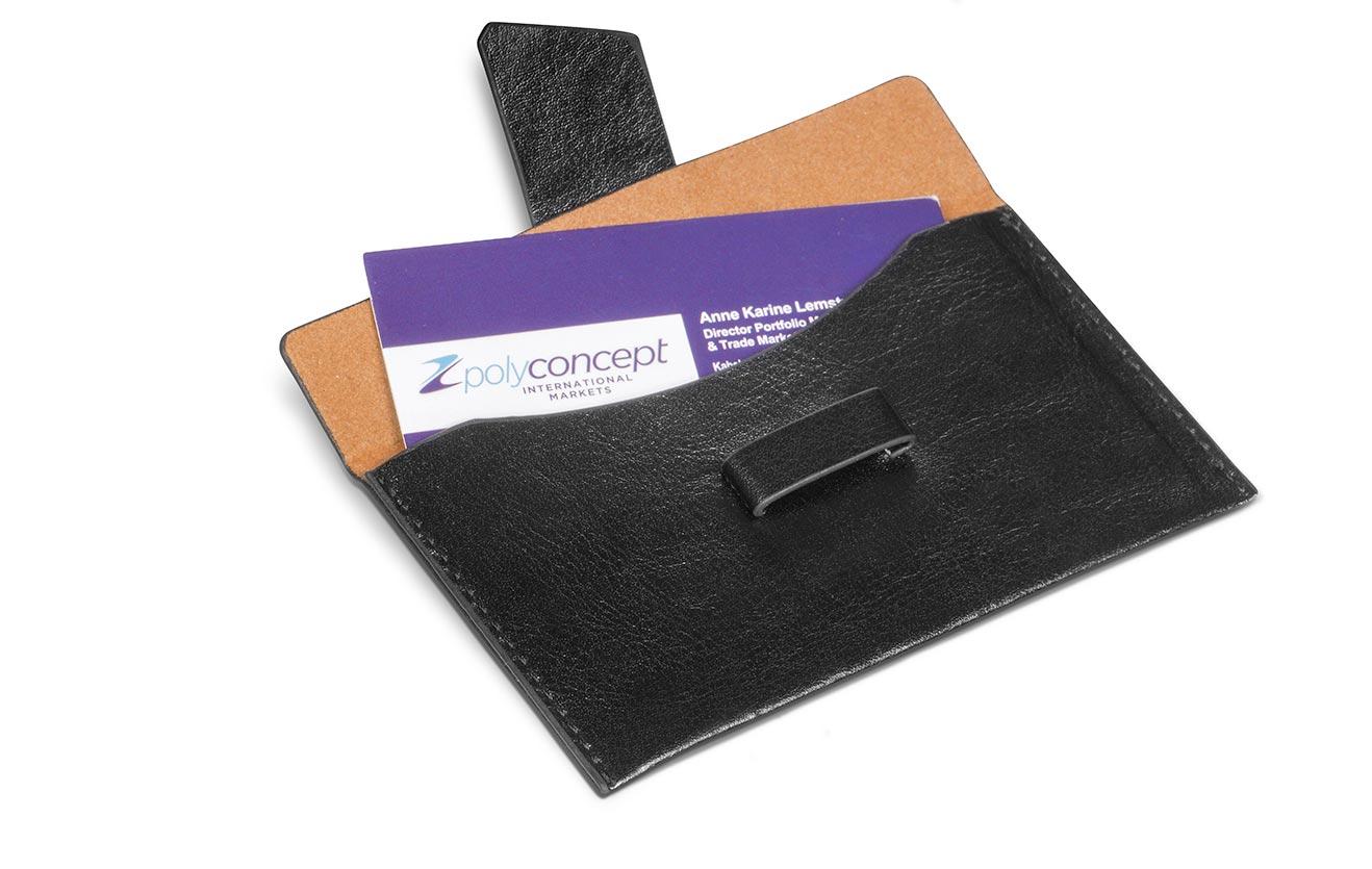 Fabrizio Business Card Holder