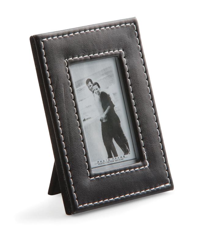 Small Pu Photo Frame