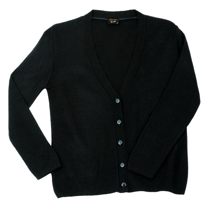 Ladies Basic Cardigan (lbk-car)