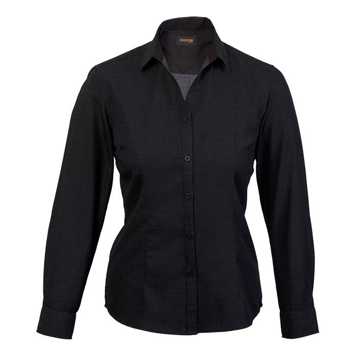 Ladies Capital Blouse Short Sleeve (ll-cap)