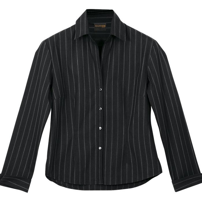 Ladies Civic Blouse Short Sleeve (ll-ci)