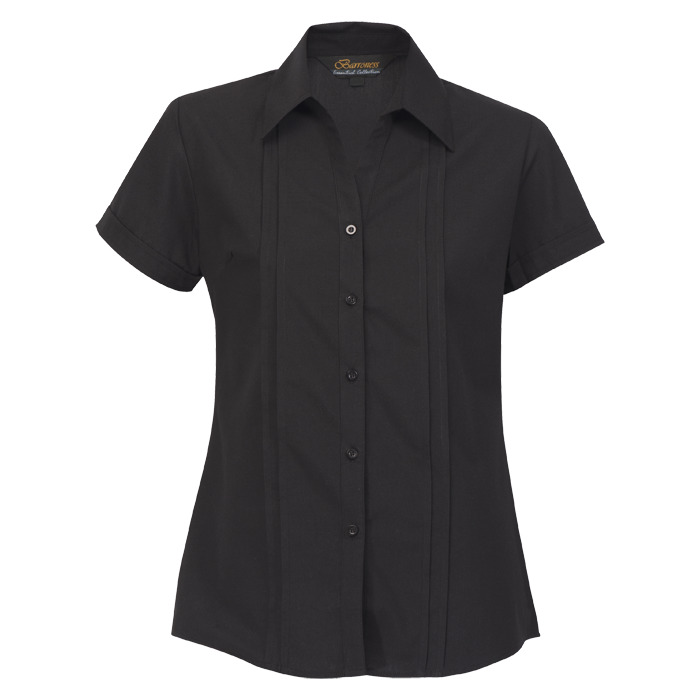Ladies Vogue Blouse Short Sleeve (ll-vog)