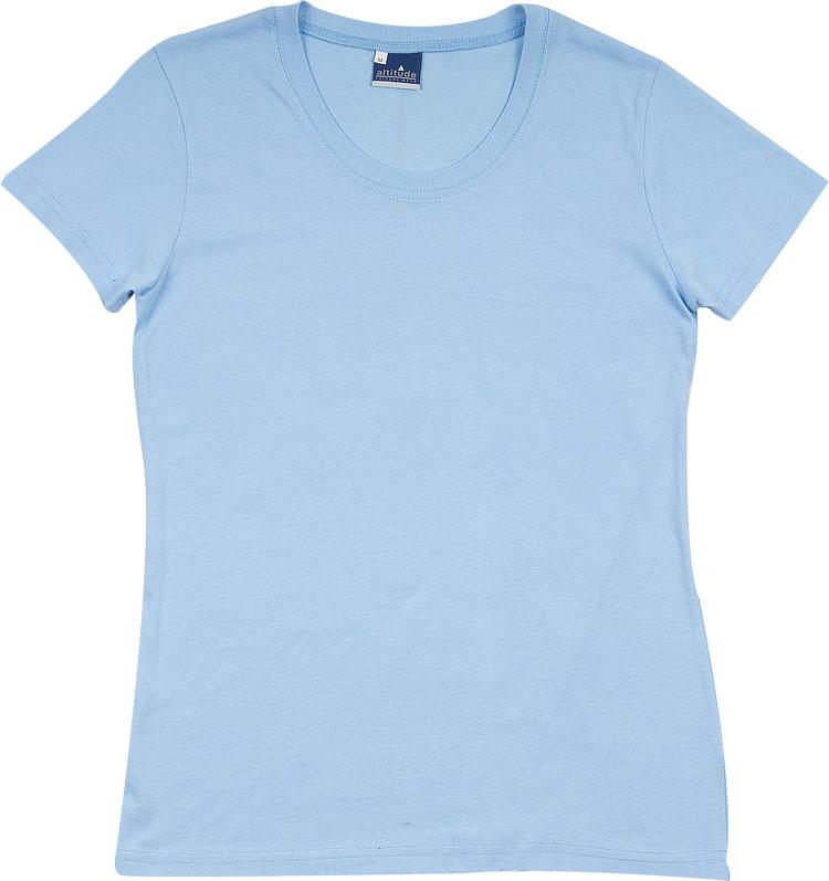 Basic 160 Ladies Short Sleeve