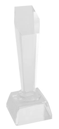 Crystal Trophy - Pillar