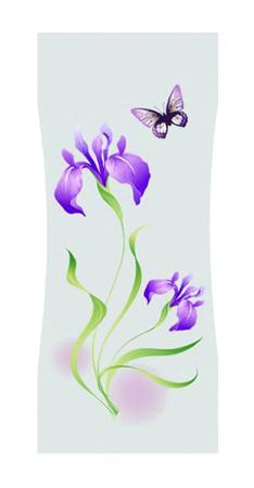 Flower Vase - Orchid