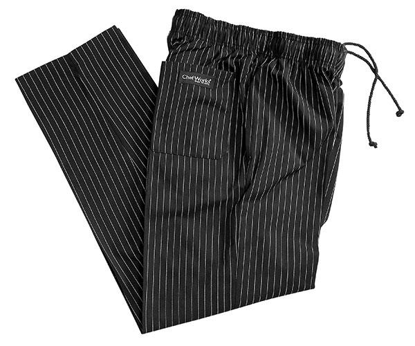 Pin Stripe Baggy Pants